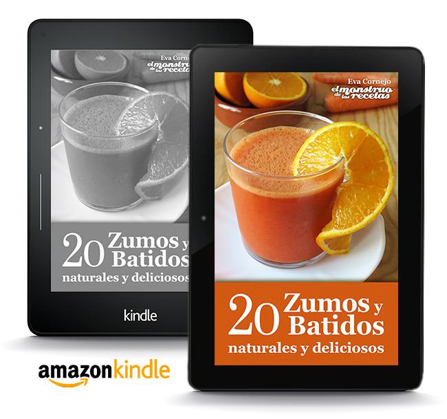 20 zumos y batidos naturales y deliciosos (ebook)
