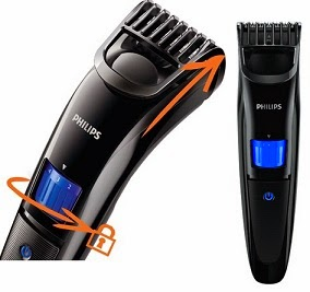 Philips QT4001 Trimmer For Men worth Rs.1295 for Rs.999 Only @ Flipkart (Flat 23% Discount)