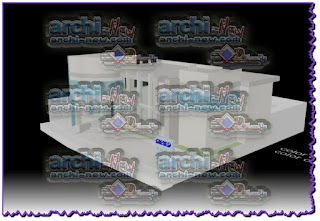 download-autocad-cad-dwg-file-offices-building-project-3D