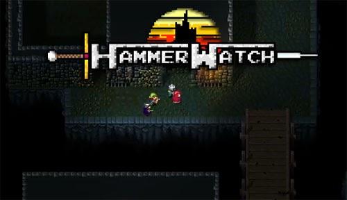 Hammerwatch Los Guerreros Del Martillo Oxidado Nations Of Videogames