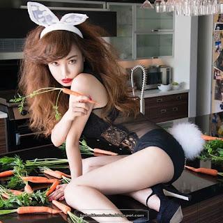 Foto seksi Risa Hirako