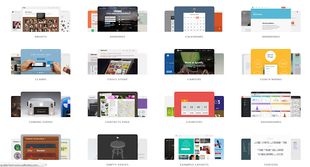 موقع خيالي فيه أشياء خيالية لتصميم و برمجة موقع خيالي دا جودة خيالية في التصميم