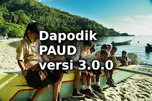 Aplikasi Dapodik PAUD versi 3.0.0