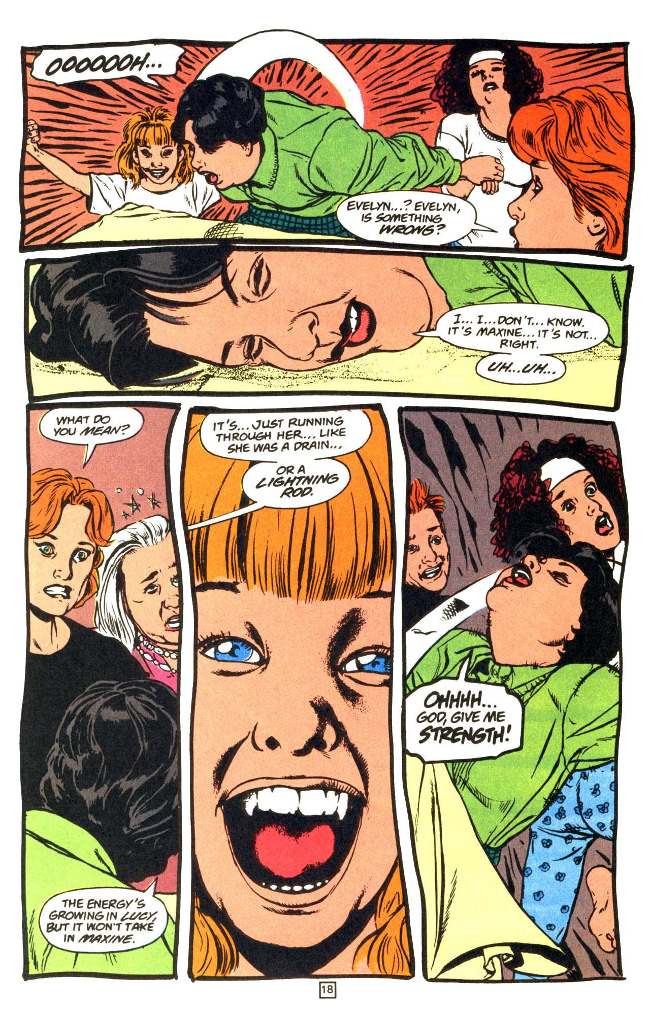 Read online Animal Man (1988) comic -  Issue #68 - 19