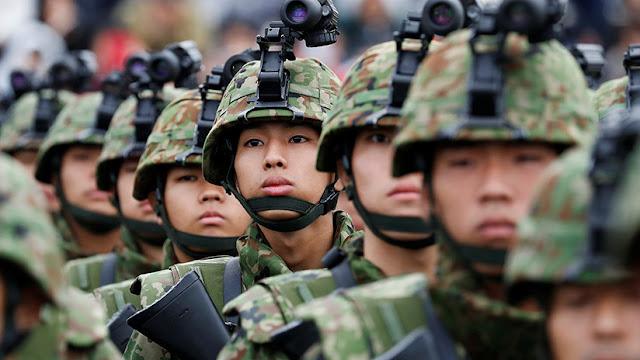 """""""Se han ganado la confianza pública"""": Japón alardea de la reputación de su Ejército"""