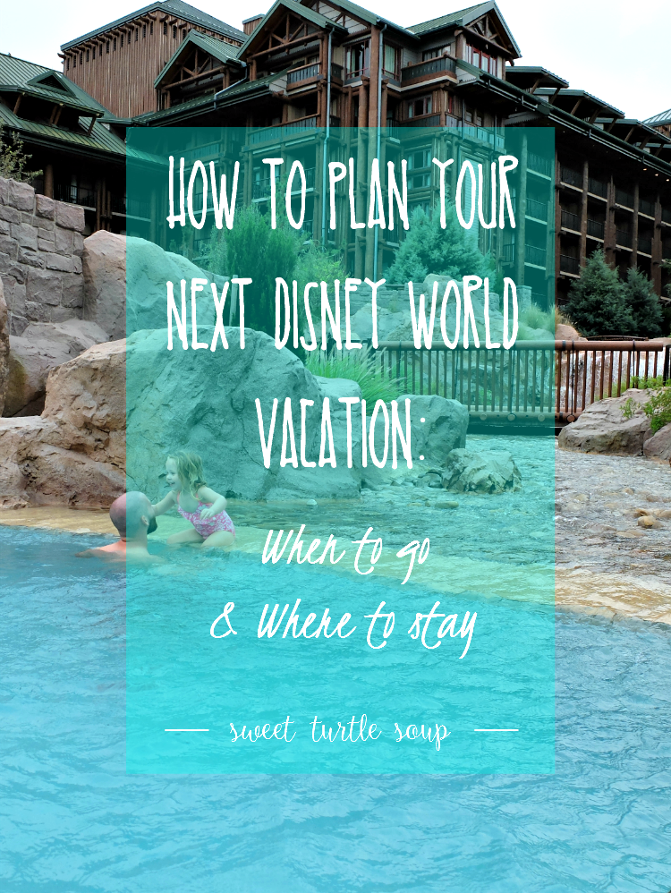 Walt Disney World Vacation Planning Tips