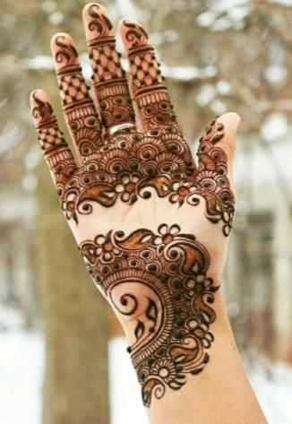 Best Mehndi Designs for Eid 2017
