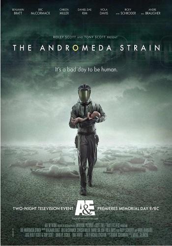 the andromeda strain Miniserie [Latino]