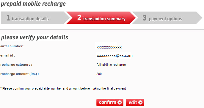 How to make the airtel postpaid bill payment in simple and easy steps