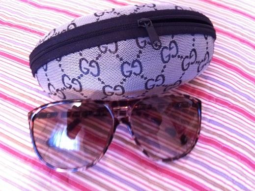 6b5841417590a PRONTA ENTREGA - Oculos de sol feminino GUCCI (replica) apenas R 92.00