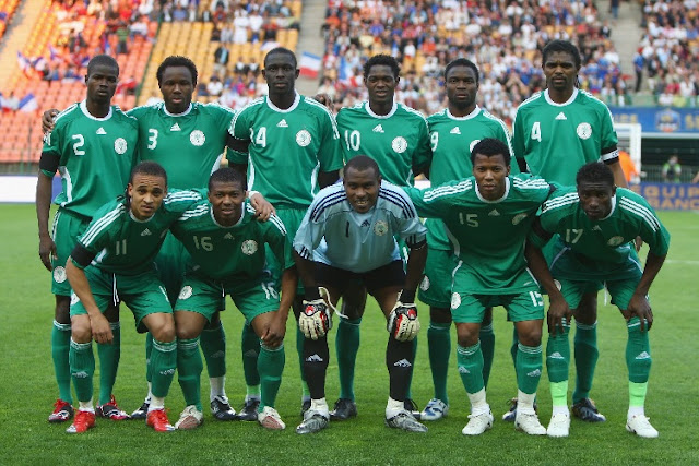 Nigerian national team