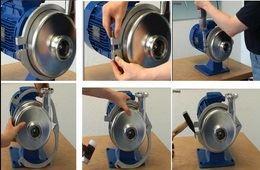 صيانة المضخات الكهربائية electric pumps