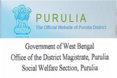 Govt. Of West Bengal District Magistrate Recruitment Purulia