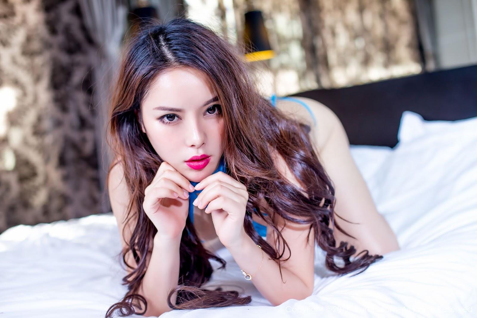 Xiuren - Vol.810 Tan Rui Qi (55 pics)
