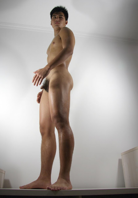 nude lachowski Model francisco