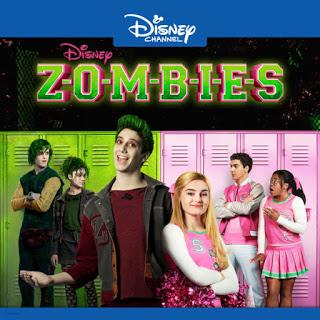 Z-O-M-B-I-E-S Filme da Disney