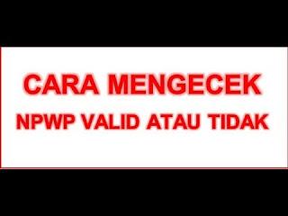 NPWP Tidak Valid? Inilah Solusinya