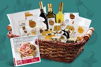 Logo Gioca con leSagre Italiane di Crai e vinci 40 cesti di degustazioni