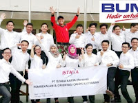 PT Istaka Karya (Persero) - Recruitment For Estimator, Cost Control, K3L, Legal Manager ISTAKA April 2018