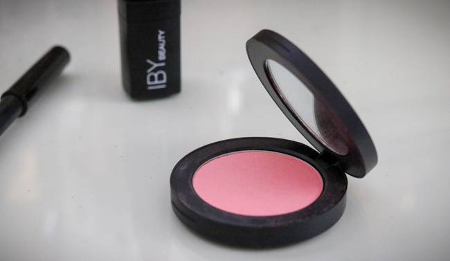 iby beauty blush pink passion