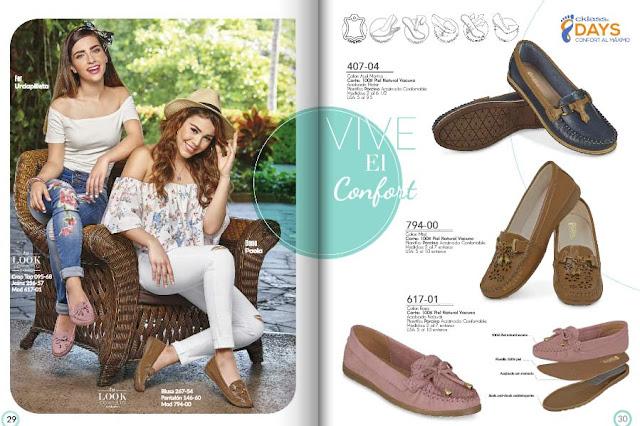 zapatos confort 2017