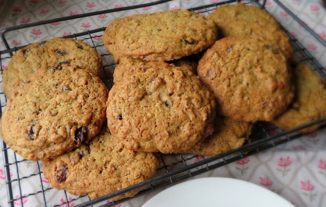 Big Bran Breakfast Cookies