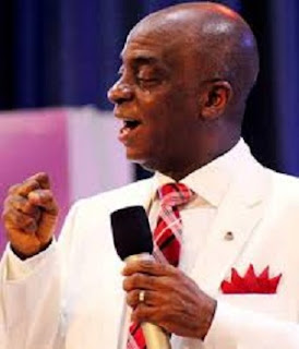Bishop David Oyedepo Celebrates Escape From 3rd Possible Plane Crash