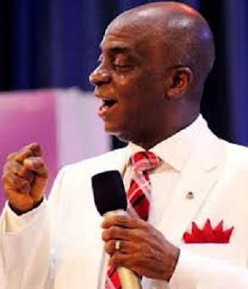 Bishop David Oyedepo Celebrates Escape From 3rd Possible Plane Crash