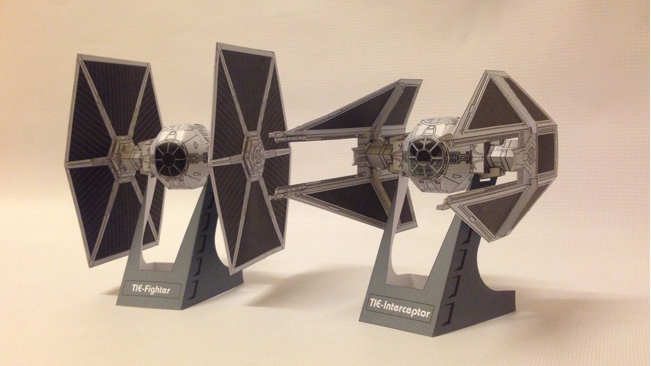 Star Wars Origami TIE Fighter - YouTube | 720x1280