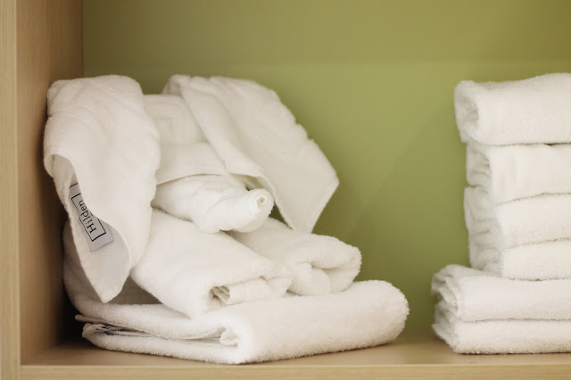 towel animal elephant in hotel