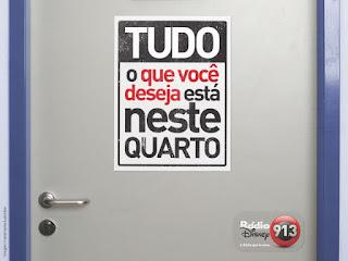 Promoção Quarto Dos Sonhos - Rádio Disney