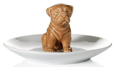Pug Ring Holder