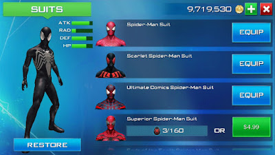 Amazing Spiderman 2 Mod Apk