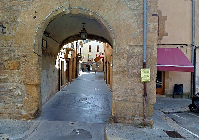 La Bisbal D´Empordà (Girona).
