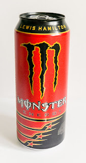 Monster Lewis Hamilton 44 Energy Drink