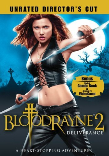 Poster of Bloodrayne 2 Deliverance 2007 UnRated 720p [English DD5.1] BluRay ESubs Download
