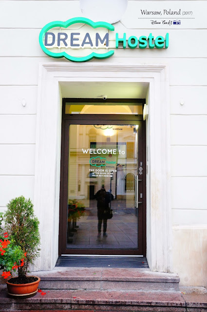 Dream Hostel of Warsaw - The Best Hostel I Ever Stayed in Europe