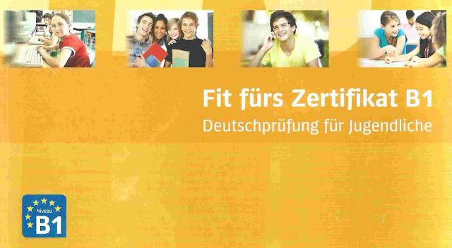 كتاب التدريب على امتحانات مرحلة  Fit fürs Goethe-Zertifikat  B1