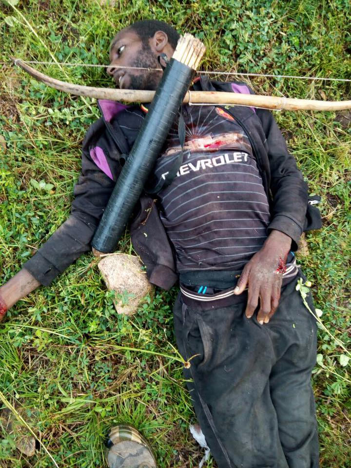 Gaphic: Army kills kidnappers who attacked troops in Bauchi