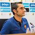 """Valverde destaca importância do Barcelona evitar os contra-ataques merengues: """"São especialistas nisso"""""""