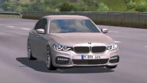 BMW 540i M G30 car mod