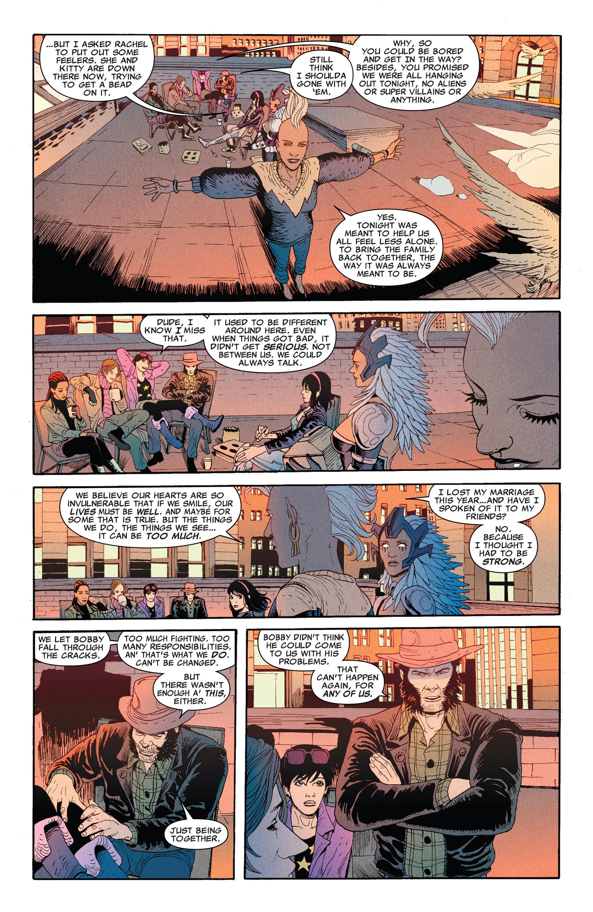 Read online Astonishing X-Men (2004) comic -  Issue #66 - 19