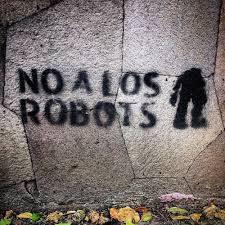 """Esa noche que me di cuenta de que el plan de los """"iluminados"""" que nos gobiernan es substituir a todos los que puedan por robots.  La pregunta que surgió esa noche no fue cuántos seres humanos conservarán el trabajo dentro de pocos años, sino que le pasará a las personas que serán sustituidas por robots. (Si no se le pone remedio a esta situación)"""