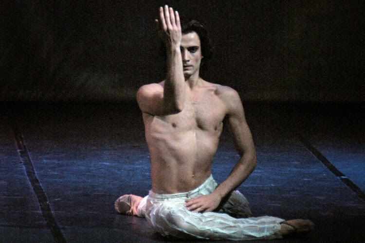Intervista a Giuseppe Picone - Note di Danza on air