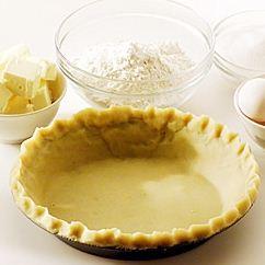 resep sugar dough adonan dasar untuk membuat pie dan tartlet yang manis