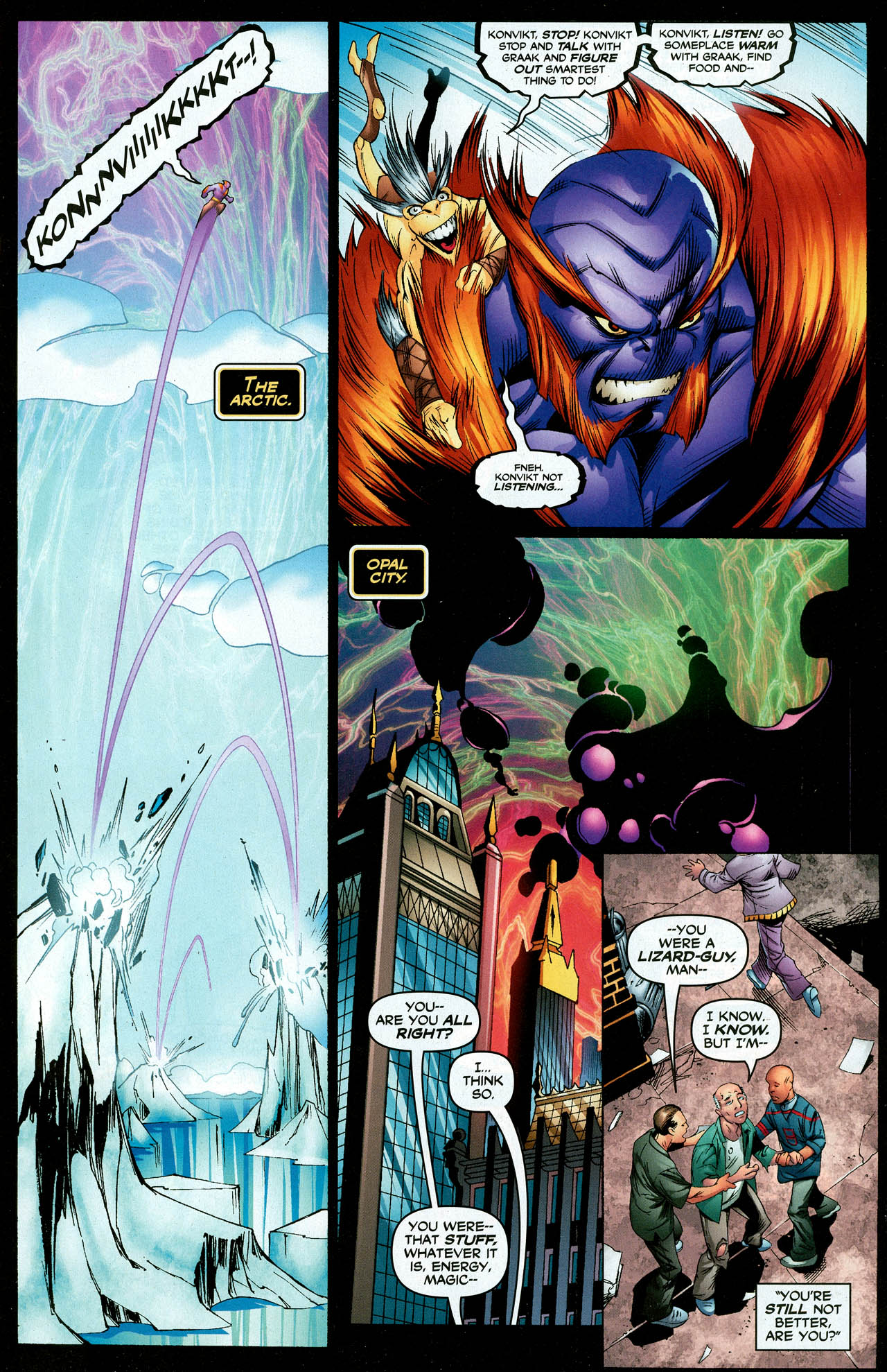 Read online Trinity (2008) comic -  Issue #27 - 3