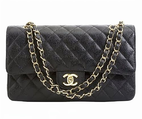 classic Chanel black 2.55 bag