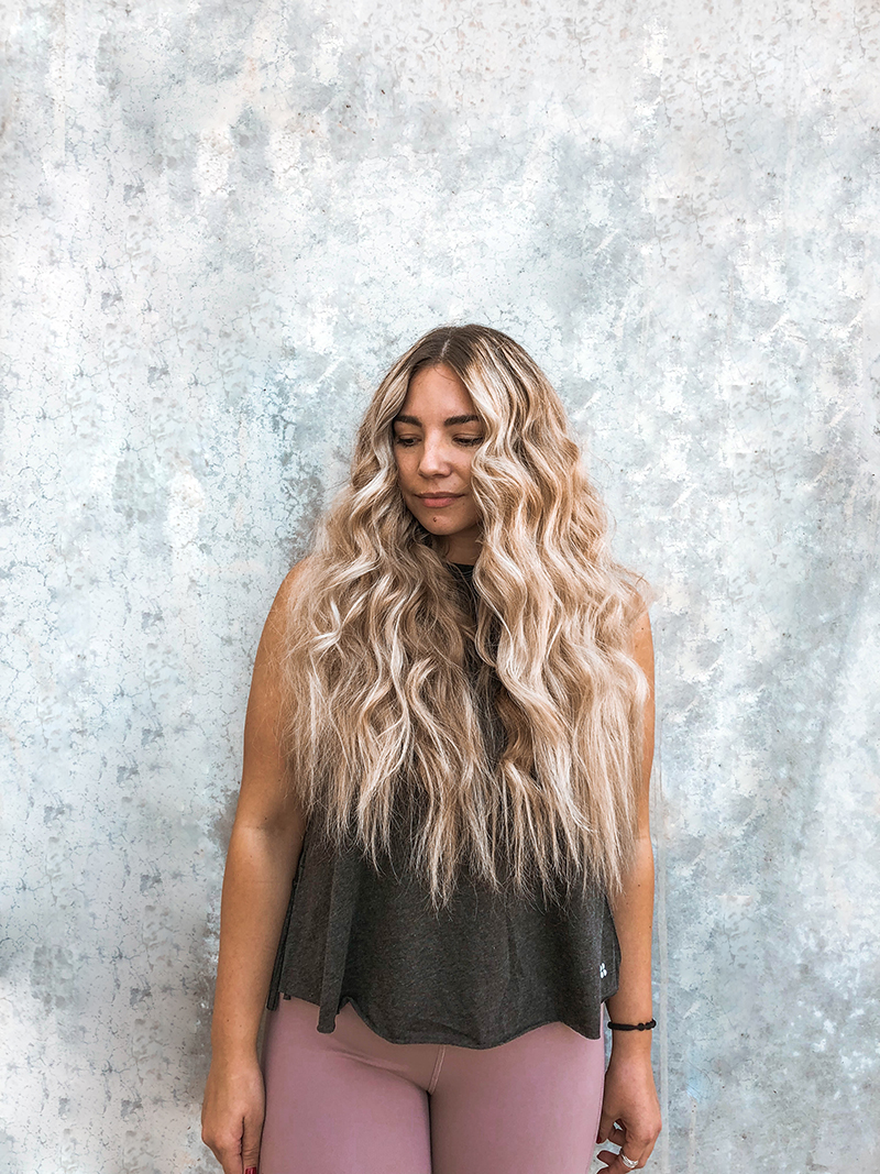 Products I Use to Keep My Hair Blonder and Stronger, blonde blogger, utah beauty blogger