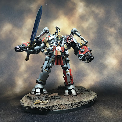 Grand Master in DreadKnight Armor final front