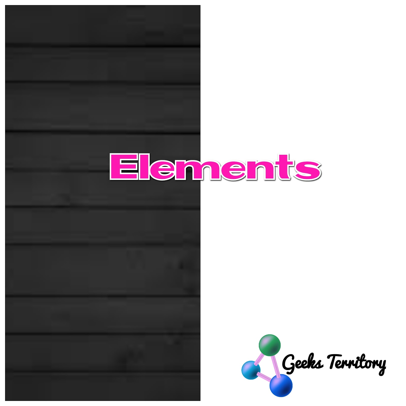 Elements Metals Valency Numbers And Symbols Welcome To The